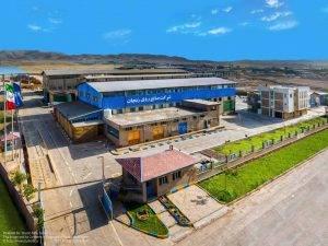 عکاسی هوایی محیط کارخانه