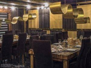 پروژه رستوران بیزانس