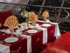پروژه رستوران برج میلاد