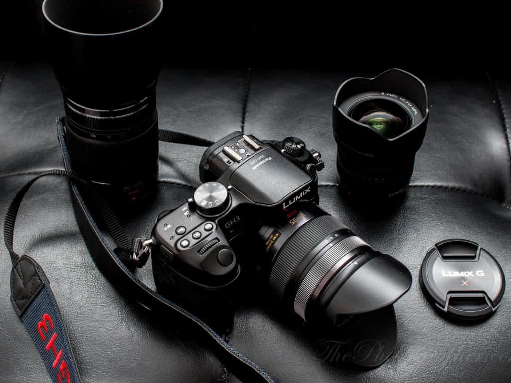 تجهیزات عکاسی معماری