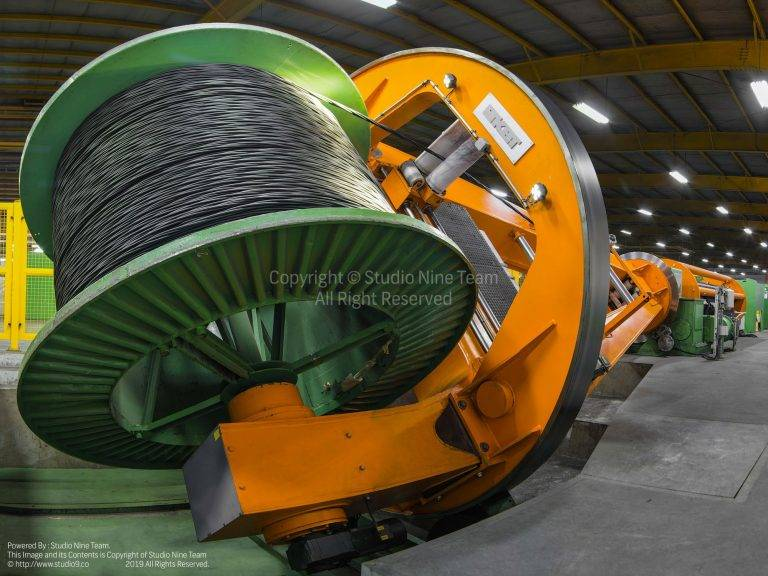 عکس صنعتی خط تولید
