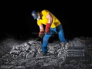 عکاس صنعتی حرفه ای