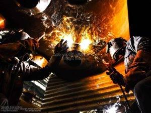 عکاسی صنعتی و تبلیغاتی خط تولید
