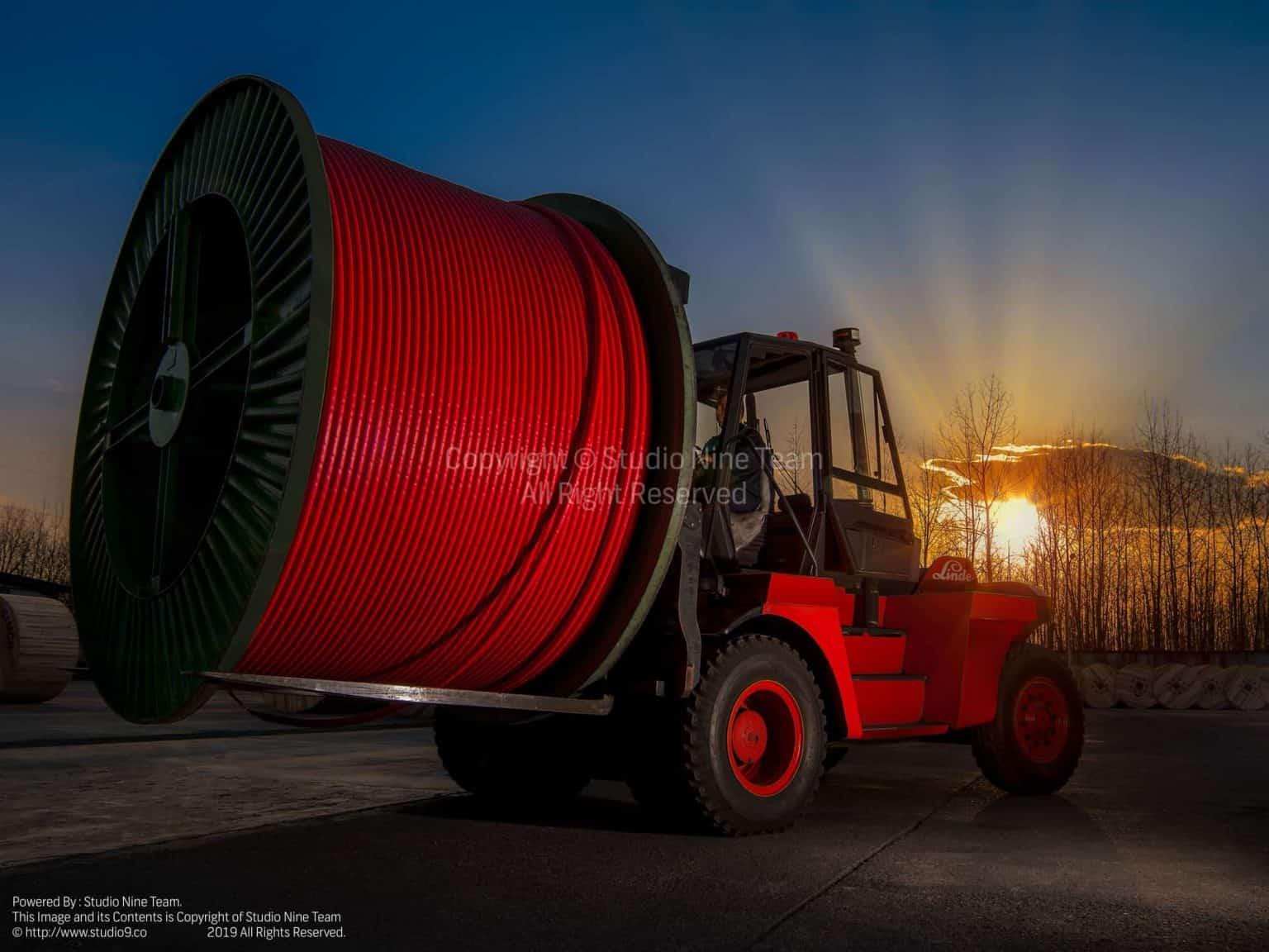 عکاسی خط تولید | عکاسی تبلیغاتی | عکاسی صنعتی از محیط کارخانه سیمکو