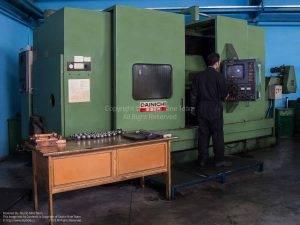 عکاسی صنعتی شرکت فورج البرز | عکاسی اپراتور و دستگاه ها | عکاسی خط تولید