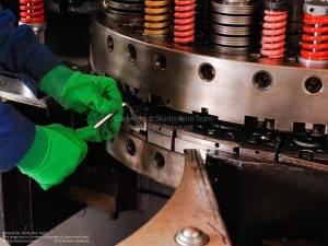 پروژه صنایع فلزی پرسه