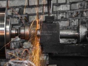 پروژه آهنگری ایران خودرو
