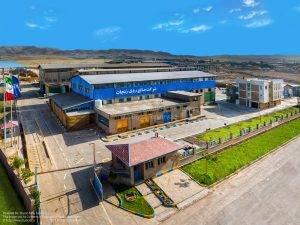 پروژه صانع روی زنجان