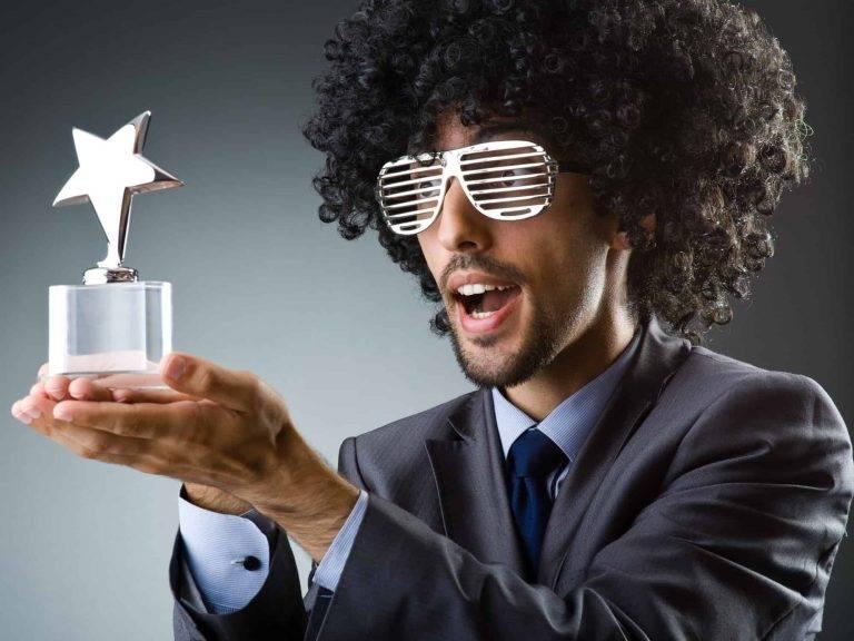 جوایز و گواهینامه های مدیریتی استودیو ناین
