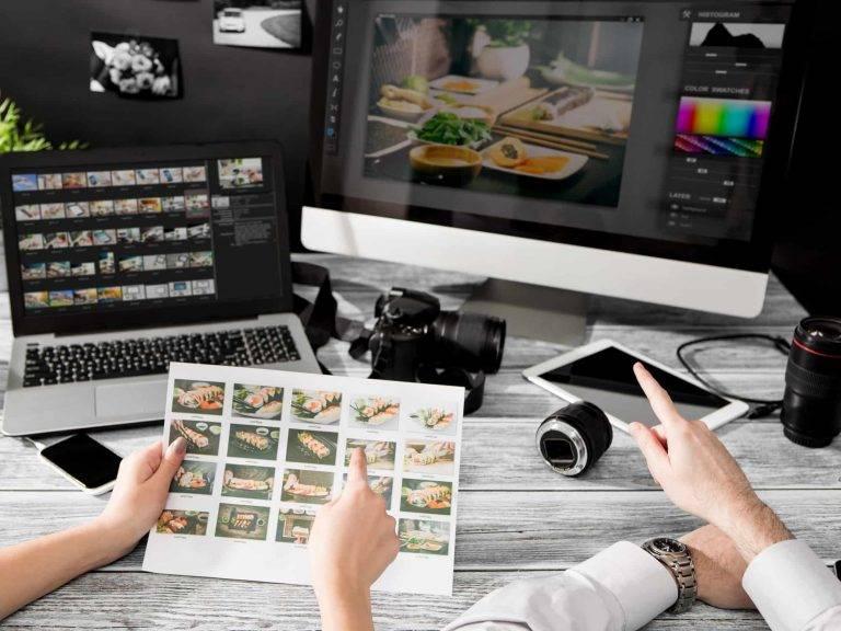 آموزش فتوشاپ پیشرفته | آموزش ادیت عکس | آموزش عکاسی صنعتی حرفه ای در استودیو ناین | آموزش عکاسی تبلیغاتی