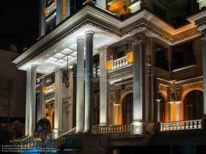 نور در عکاسی معماری