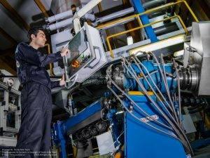 عکاسی پرسوناژ صنعتی