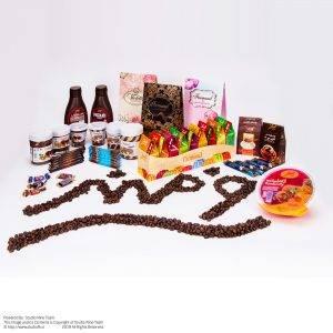 پروژه شکلات فرمند