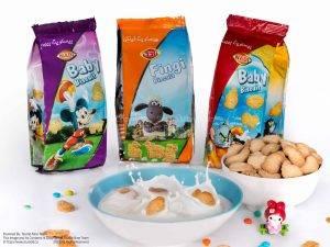 بیسکویت فینگی نادی | بیسکویت بیبی نادی | عکاسی محصولات غذایی نادی | عکاسی تبلیغاتی