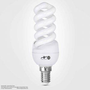 عکاسی تبلیغاتی لامپ های فلورسنت کم مصرف شمسه | عکاسی محصولات تولیدی شمسه