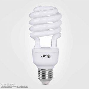 لامپ های فلورسنت شمسه | عکاسی تبلیغاتی | عکاسی محصول