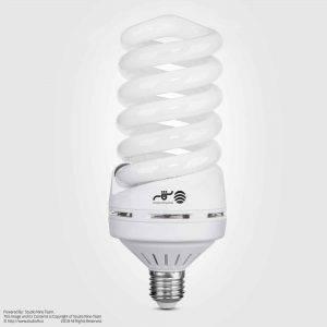 عکاسی صنعتی لامپ های فلورسنت شمسه
