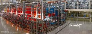 عکاسی صنعتی خط تولید کارخانه