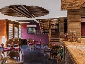 خدمات عکاسی معماری و محیط رستوران