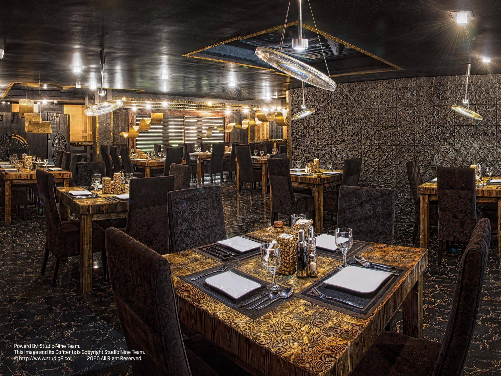 عکاسی پانوراما Panorama | عکاسی صنعتی | عکاسی تبلیغاتی از رستوران