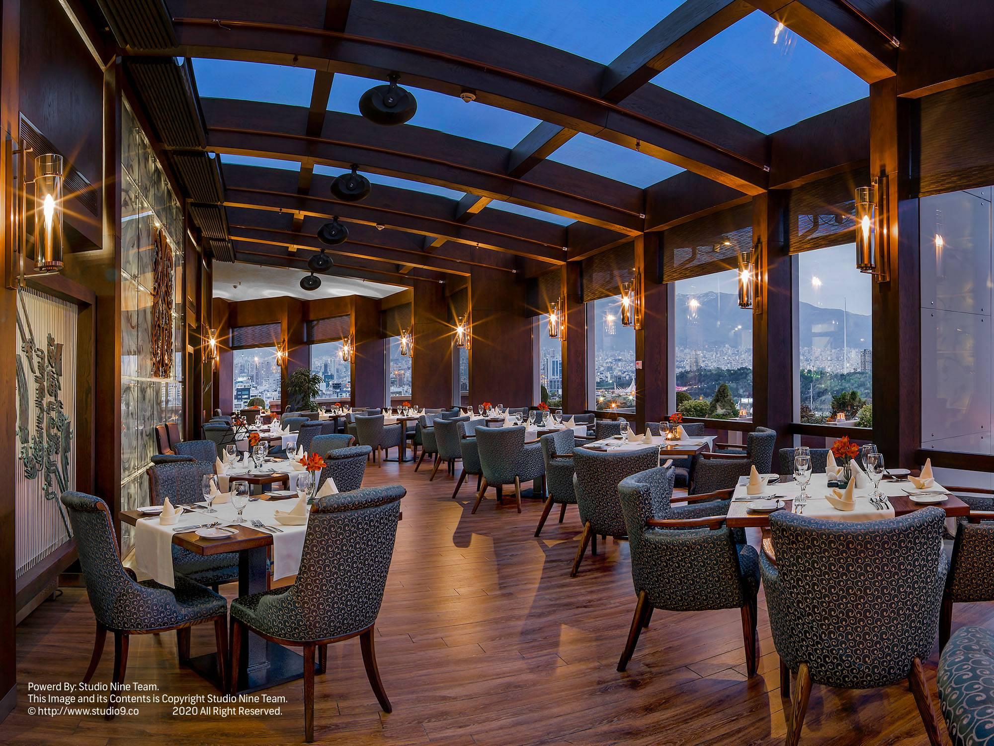 عکاسی دورنما | عکاسی با تکنیک لانگ شات | عکاسی تبلیغاتی از رستوران