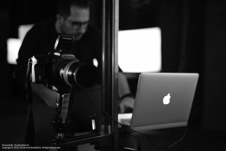 عکاسی صنعتی ناین
