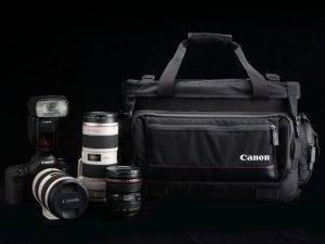 تجهیزات عکاسی صنعتی در استودیو ناین | تجهیزات عکاسی تبلیغاتی | دوربین عکاسی | لنز عکاسی | دوربین کانن