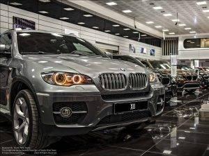 خودرو BMW | عکاسی تبلیغاتی برند BMW