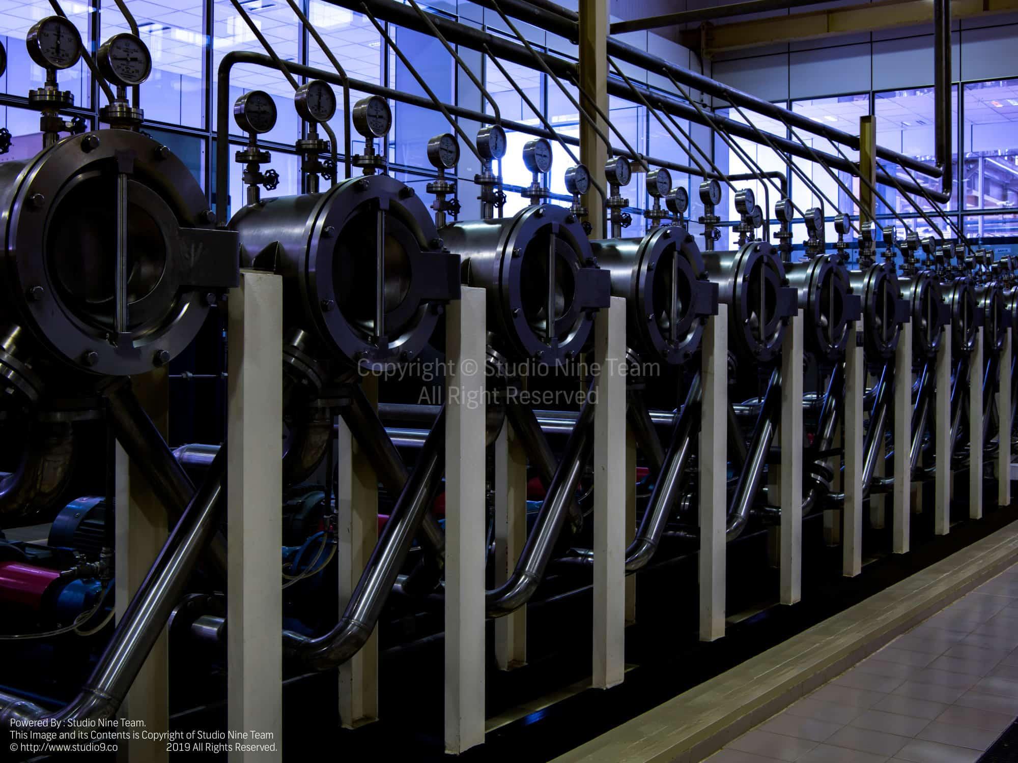 ادیت عکس صنعتی